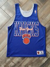 New York Knicks * Réversible * Gilet Taille S Mitchell and Ness NBA Basketball
