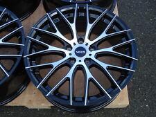 18 Lexus ES300 IS250 AWD GS300 GS400 SC300 SC400 RX330 Black 5 lug Wheels Rims
