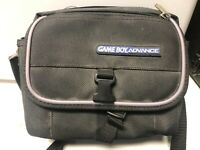 OEM Nintendo GAMEBOY advance console system Storage Carrying Case. Travel Strap