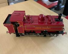 Aster Gauge1 Live Steam Pannier Tank Locomotive