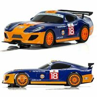 SCALEXTRIC Slot Car C4091 Team GT Gulf