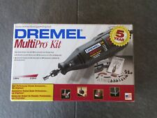 SEALED DREMEL MULTIPRO KIT NO. 3940 & STORAGE CASE & 50 ACCESSORIES ROTARY TOOL