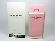 Narciso Rodriguez For Her EDP 3.3 oz / 100 ml *NEW IN TST BOX*