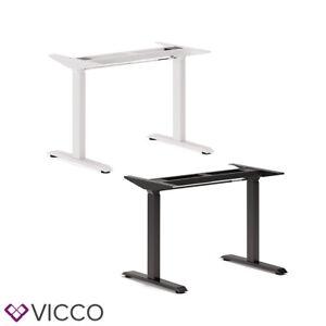 Vicco Schreibtisch Gestell elektrisch höhenverstellbar ausziehbar ergonomisch