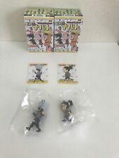 Naruto Mascot Figures Kakashi & Shikamaru Set Of 2 Sealed Boxes Bandai 2005