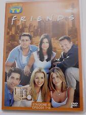 DVD Film Friends Le grandi serie Tv Sorrisi e Canzoni Stagione 9 Episodi 1-6