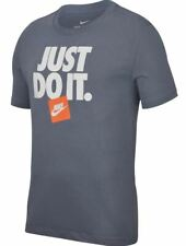 Nike Men's Sportswear Logo T-Shirt Armory Blue Size S New with tag (Defect)