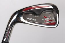 TOUR EDGE EXOTICS 3 IRON NSPRO DST STIFF FLEX STEEL GOLF CLUB LEFT HAND