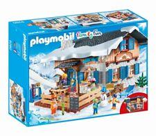 PLAYMOBIL® Family Fun - SKIHÜTTE / WINTER SKI LODGE - Playmobil 9280 - NEU