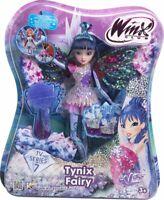 Winx Club Tynix Fairy MUSA Doll 28cm Rainbow New In Box