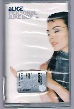 ALICE PERSONAL JUKE BOX  MC K7 MUSICASSETTA SIGILLATA!!!