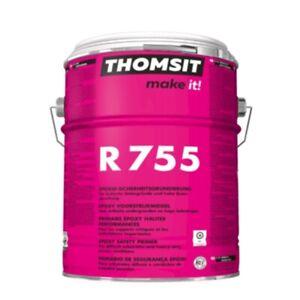 Thomsit R 755 Epoxid-Sicherheitsgrundierung 21 KG Pour Critiques Substrats