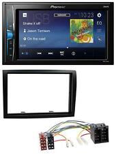 Pioneer 2DIN MP3 USB AUX Autoradio für Fiat Ducato Citroen Jumper Peugeot Boxer