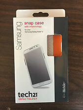 Samsung Galaxy Note II White Snap Phone Case Tech21 Impactology