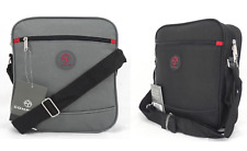 Mens women's Cross Body Bag Messenger Bag Shoulder Handbag Lightweight Travel UK