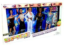 1998 Spice Girls Dolls Spice World Superstar Collection by Galoob (NEW!)