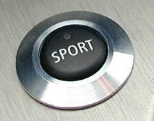 (Ls) Ring Sportknopf Aluminium chrom BMW Z4