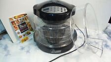 NuWave Pro INFRARED OVEN COOKING SYSTEM Spanish/English Cookbook w/cover