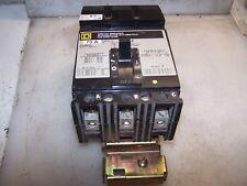 SQUARE D FA340701021 70 AMP I-LINE CIRCUIT BREAKER WITH SHUNT TRIP FA36070 600 V