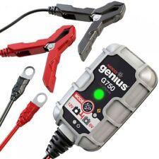 Cargadores y optimizadores de baterías Noco para motos