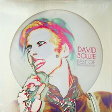 DAVID BOWIE The Best of Los Angeles '74 LP *PICTURE DISC* NEW LIVE Space Oddity