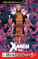 WOLVERINE AND THE X-MEN VOL:1 #32