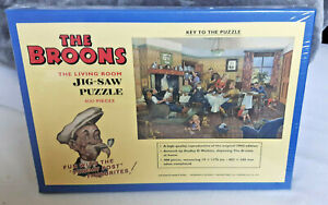 The Broons Jigsaw Puzzle - The Living Room 400 Pieces