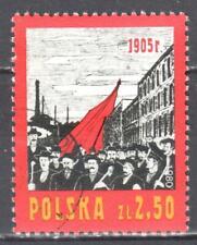 Poland 1980 - Revolution of 1905 - Mi 2683 - used