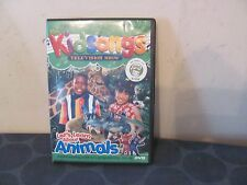 "Kidsongs DVD Television Show ""Let's Learn About Animals"" with case"
