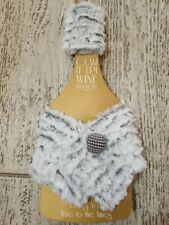 Wine Bottle Wrap and Hat