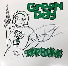 BILLIE JOE ARMSTRONG AUTOGRAPHED SIGNED GREEN DAY KERPLUNK  BAS COA RECORD ALBUM