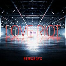NEWSBOYS-LOVE RIOT  CD NEW