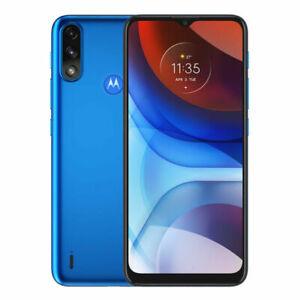 BRAND NEW & UNLOCKED Motorola E7 Power - Tahiti Blue - Aus Stock
