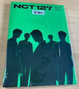 NCT 127 - Sticker - NEW CD Photo Book 3rd Album