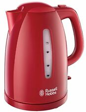 Bouilloire Textures Rouge 1 7l 21272-70 Russell Hobbs