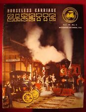 One Of Walt Disney's Nine Old Men Ward Kimball - Horseless Carriage Gazette 1956