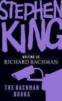 (Good)-The Bachman Books (Paperback)-King, Stephen, Bachman, Richard-0340952253