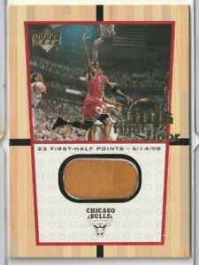 Michael Jordan Lot of 53 BV $104-$258.......Final Floor Card Included, NBA ICON!