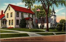 Postcard St Francis Xavier Church And Community Center With Me
