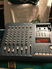 Tascam Portastudio 424mkIII 4-Track Cassette Recorder 8Ch Mixer OEM Power Supply