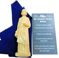 St Joseph the Home Seller Kit with Instuctions and Burial Cloth by Westman Works