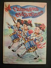 "Chansons enfantines ""Chansons de Toujours"" illustrations A.Fred Maury / éd.Hemma"