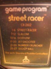 Street Racer (Atari 2600)