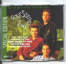 crowded house - four seasons in one day ltd cd single