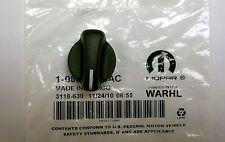1999-2005 Jeep Wrangler TJ A/C Heater Control FAN MODE TEMP Knob OEM Mopar NEW