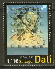 TIMBRE 3676 NEUF XX LUXE - SALVADOR DALI : GALATEE AUX SPHERES