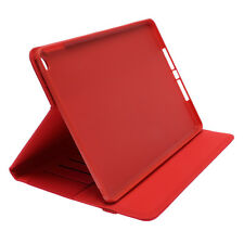 King of Flash Red Apple iPad Air 2 Drawsting Card Slots Standing Case Cover
