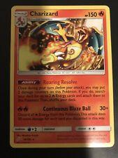 Pokemon 14/181, Charizard, S&M Team Up, Non Holo, Rare, NM