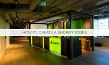 Customized shopify dropshipping store for e-commerce and dropshipping