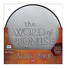 The Word of Promise by Thomas Nelson (2009, CD)